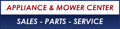 Appliance & Mower Center Logo